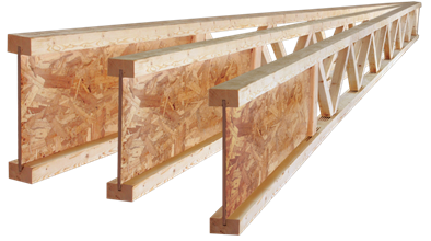 Triforce Floor trusses vs floor joists
